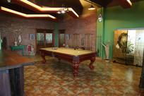 室内台球桌