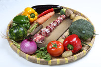蔬菜牛脊骨