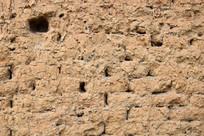 土坯墙个性背景图片