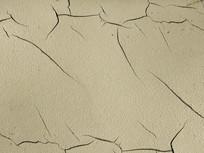 稀泥地龟裂纹图