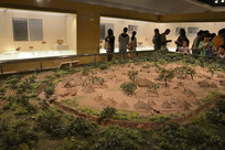 甘肃博物馆古陶展厅