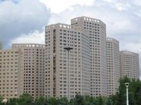 高楼大夏风景图片