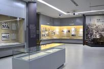 鲁迅博物馆展厅