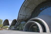 民航博物馆正门