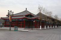 山海关天下第一关文化商业广场