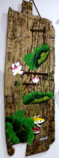 木制装饰艺术品