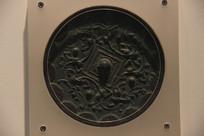 汉代四龙纹镜