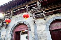 清代建筑摄影图