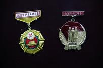 全国三班红旗手奖章