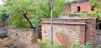 石头垒砌的农村房屋