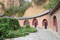 豫西民居土窑洞图片