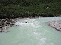 江河风景图片