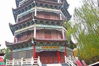 寺庙古塔建筑摄影