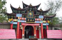 荥阳大海寺建筑摄影