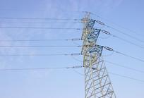 架空电线塔