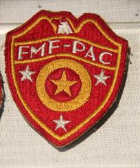 清代天津租界外国军队臂章