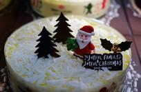 圣诞老人与白雪森林