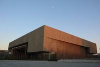 天津博物馆全景