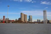 天津银河广场街景