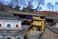 显通寺铜殿