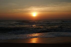 海洋与太阳