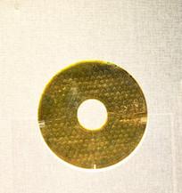 涡纹玉璧-古代玉器
