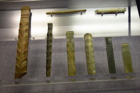 玉柄形器-古代玉器