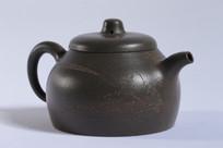 云鸟树茶壶