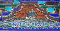 吕洞宾-八仙人物绘画