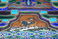 铁拐李-八仙人物绘画