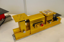 微型电动机床