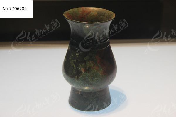 西周铜觯图片