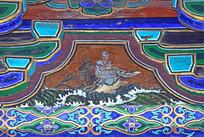 张果老-八仙人物绘画