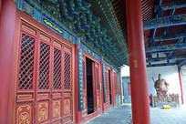 古代寺庙土木建筑