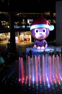 猴年圣诞节的太古里