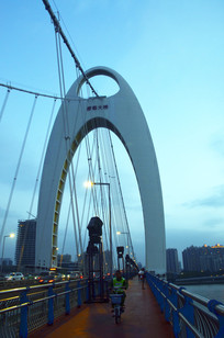 猎德大桥美景