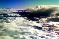 气势恢宏的云海
