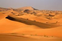 沙漠地理风光
