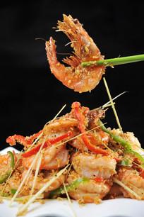 泰式风情虾