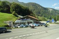 乡村小镇风景