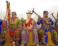 宗教人物雕像-太岁神