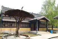 传统风格土木建筑