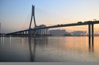 东沙大桥风景图片