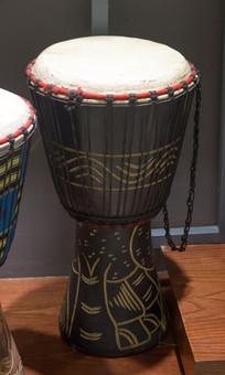 非洲乐器之手鼓