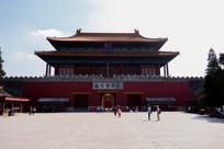 故宫博物院北门