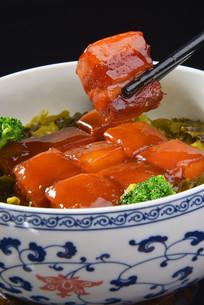酸菜红烧肉