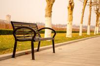 庄园长条凳