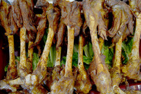 大盘烤羊腿