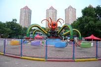 儿童玩具章鱼船