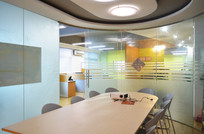 企业公司会议室